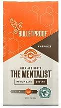 Bulletproof The Mentalist Ground Coffee, Premium Gourmet Medium Dark Roast Organic Beans, Rainforest Alliance certified, Keto diet, Clean Upgraded coffee (12 Ounces)