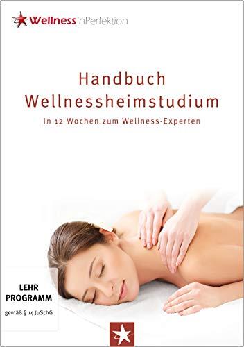 PROFI Massage und Wellness Heimstudium: In 12 Wochen zum Wellness-Experten: Das Standardwerk für alle Massage-Interessierten auf dem Weg zum Traumberuf