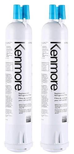 Kenmore 9083 Refrigerator Water Filter Replacement 469083, 469030, 9030, 9083, White, 2 Packs