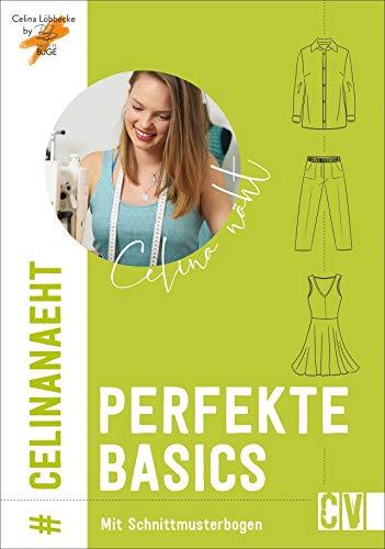 Celina näht perfekte Basics. Bluse, Jeans, Blazer, Longsleve und vieles mehr in angesagten Farben und Schnitten, untereinander kombinierbar.