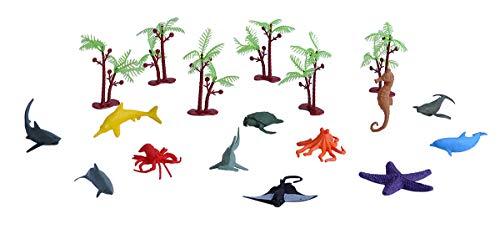 Spielfiguren Set Tierwelt