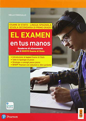 Examen en tus manos [Lingua spagnola]