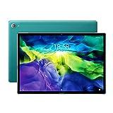GANGG Tablet PC, 10,6 Pulgadas MT6797 Deca Core 4GB + 64GB 1920 * 1200 2.5K Pantalla IPS 13.0MP Dual 4G LTE Android Tablet PC, Adecuado para Estudiantes, Regalo de día Infantil