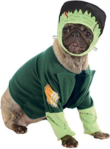 Halloween - Disfraz de Frankenstein para mascota, Talla L perro (Rubie