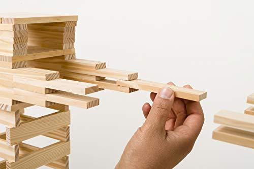 KAPLA-Holzbaukasten 200 Steine - 8