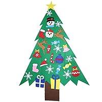 4. L'albero di Natale in feltro per bambini sarà il regalo perfetto per il tuo bambino piccolo per Natale. 3. Facile da usare e facile. Questa attività è fantastica per la coordinazione occhio-mano, le capacità motorie e il riconoscimento del colore ...