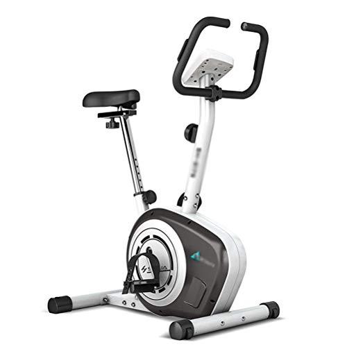 YHSFC Heimspinnrad, magnetisch gesteuertes Gewichtsverlust-Heimtrainer für den Innenbereich, extrem leises Heimtrainer