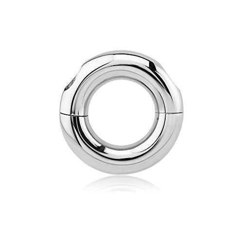 Ring Segment Stahl Flesh Schraub Picture–Armreif/Schaft 8mm, Durchmesser 12mm