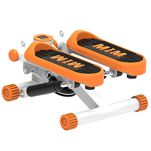 Review Of FACAI Stepper, Home Hydraulic Mute Step Adjustable Resistance Band, Multi-Functional Fitne...