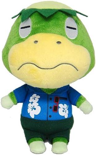 San-ei Animal Crossing nouveau Leaf Jouet en Peluche - 6  Kapp'n   Kappei (Japanese Import)