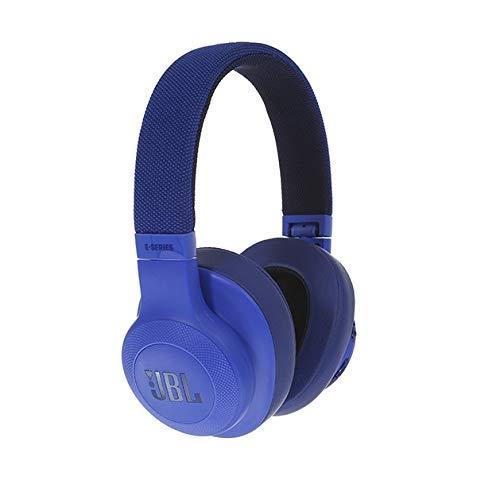JBL E55BT blau