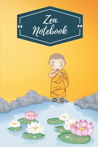 Zen Notebook: mindfulness and zen notebook, Spiritual Awakening Lined Notebook for Work, School or Writing About Your Spiritual Journey.
