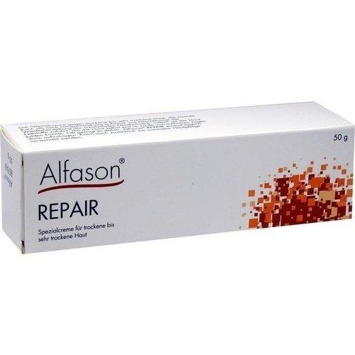 Alfason Repair® - Spezialcreme für sehr trockene und strapazierte Haut - 50 g