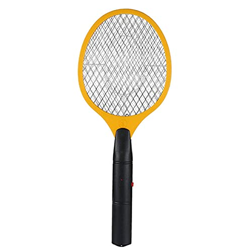 N\C Matador de Mosquitos eléctrico Matador de Mosquitos 5 Colores Repelente de plagas de Mano eléctrico Matador de Moscas Matador de Mosquitos portátil Dormitorio de plagas al Aire Libre