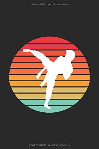 Karate Notizbuch: Karate Notizbuch A5 Kariert - zum planen, organisieren und notieren