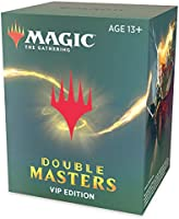 Magic: The Gathering Double Masters VIP Edition | 33 Cards (23 Foils)