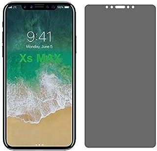 ستيكر واقي وحماية الشاشة حراري غامق (للحفاظ على الخصوصية) مقاوم للخدوش لجوال آبل آيفون إكس إس ماكس iphone Xs_Max