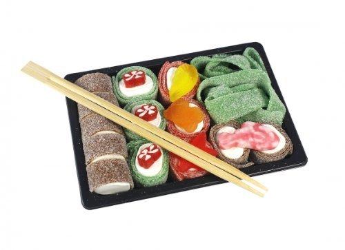Sushi süss sauer Menge:1Stück