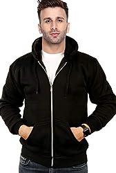 Tnx Mens Cotton Hooded Sweatshirt