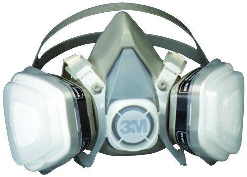 3m mascaras 3M 7193 Large Paint Respirators 12 Masks