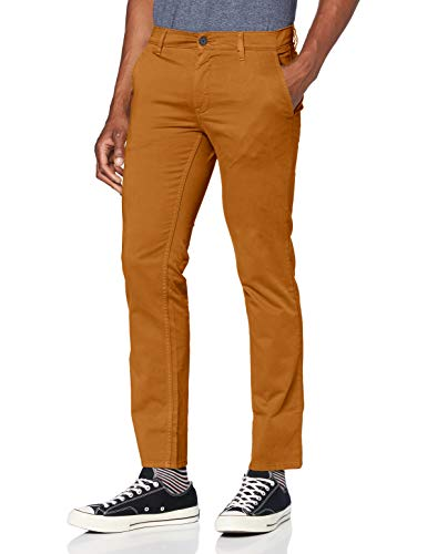 BOSS Herren Schino-slim D Pants, Medium Brown (211), 36W 34L EU