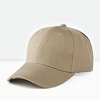 BEESCLOVER New Snapback Dad Cap Outdoor Cap Men and Women Adjustable Solid Black Snap Back Baseball Caps Trucker Hats Gorras