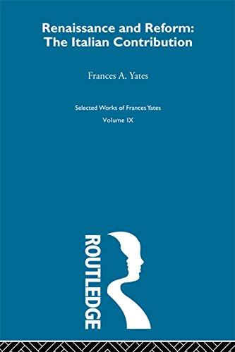 Renaissance&Reform;Italian Con (English Edition)