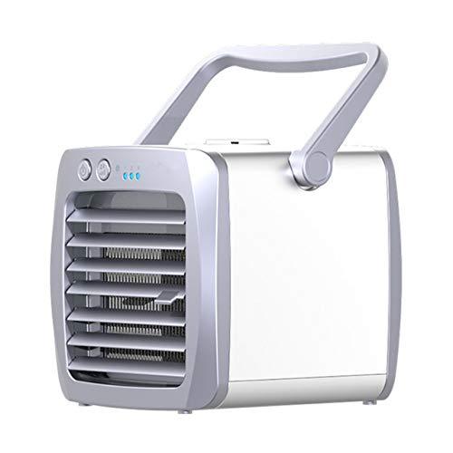 Tragbarer Mini-Ventilator für Klimageräte, mit USB-Anschluss, Klimaanlage Lüfter