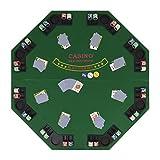 Tablero de Poker octagonal