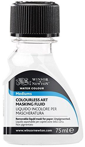 Winsor & Newton - Fluido Incolore Per Mascherature Per Acquerello - 75ml