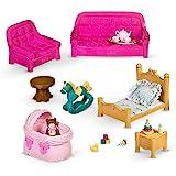 Li'l Woodzeez Living Room & Nursery Set