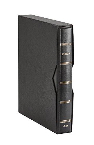 Pardo 127501 - Album para colección de artículos, color negro