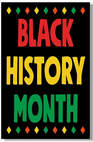 Black History Month 11' x 17' (pack of 5) Celebration Posters