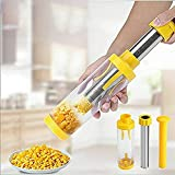 Corn Peeling Tools,corn on the Cob Peeling Tool Corn Peeling Tool for Home Kitchen Restaurant the Easiest Way To Remove Corn Kernels From Fresh Corn As shown/As shown