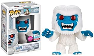 2017 NYCC Exclusive Pop! - Disney Parks - Flocked Abominable Snowman with NYCC Sticker