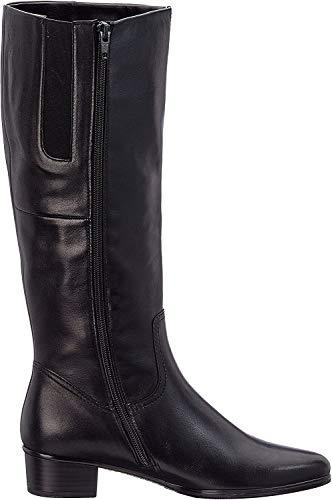 Gabor Shoes Damen Basic Stiefel, Schwarz (27 Schwarz), 37.5 EU