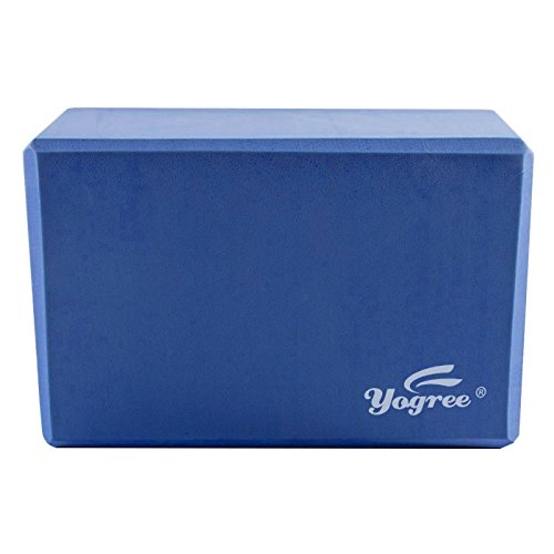 yogree Yoga Blocks, 9'x6'x4' - High Density EVA Foam Brick Provides Stability Balance & Support,...