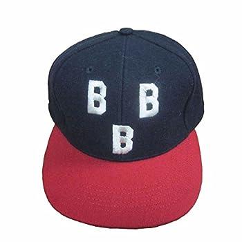 Vibes Baseball Wool Cap Honor Historical Negro League Baseball Players Size M