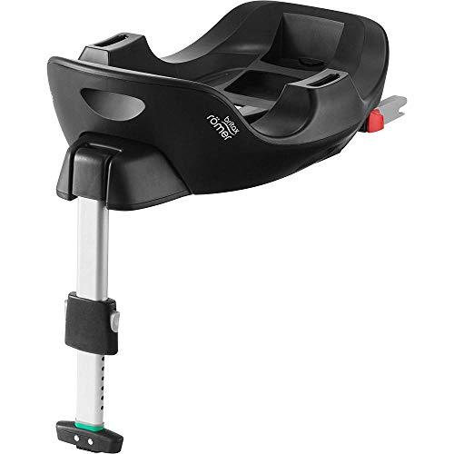 Römer BABY-SAFE i-SIZE FLEX Baby car seat base - Accesorios para sillas de coche para bebes (Baby car seat base, Römer BABY-SAFE i-SIZE, Negro, Plata, Niño/niña, 440 mm, 640 mm)