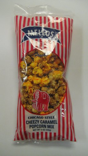 Learn More About Popcorn Chicago Gourmet Mellos