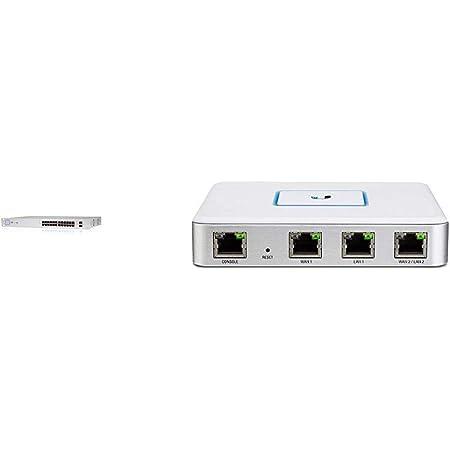 Ubiquiti Unifi Switch 24 Ohne Poe Usg Netzwerk Computer Zubehör