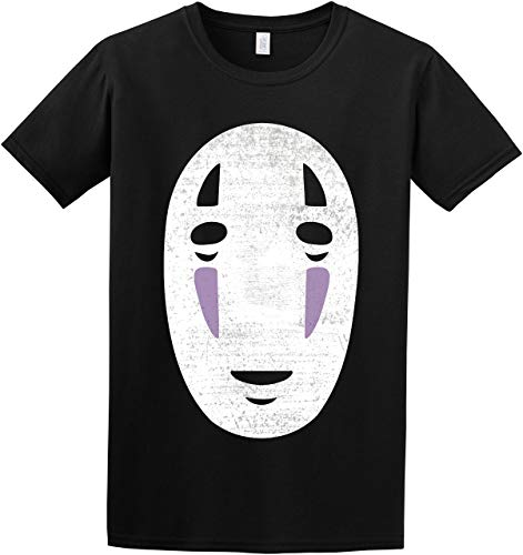 SMARTYPANTS T-shirt pour adulte inspiré du film « No-Face from Spirited Away » du studio Ghibli -...