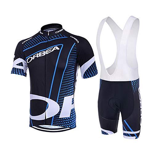 logas Los Hombres de Bicicletas Club Equipo de Ciclismo Jersey Ropa Camisas Pantalones Cortos de Sistema del Desgaste Deportes