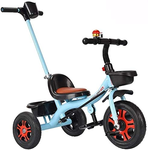 Pushchairs Kindertrikes driewieler wandelwagen driewieler met drukknop Peuter Fietsen Outdoor Baby Bike Indoor en Outdoor driewieler Kinderen leeftijd 1-3-6 Als baby producten