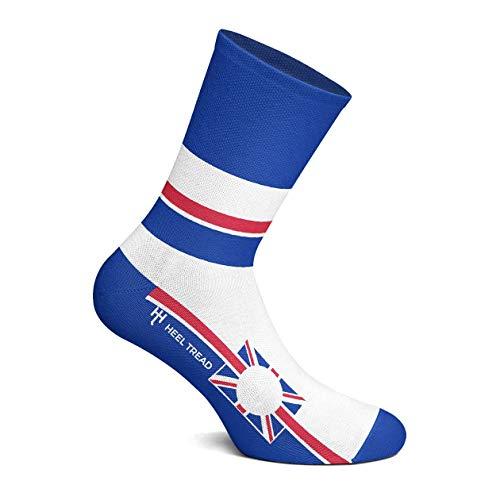 Heel Tread The Muncher Socks