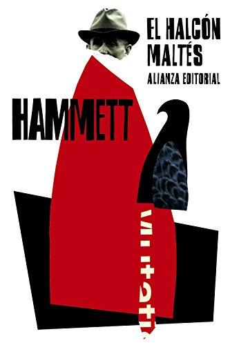 El halcón maltés (El libro de bolsillo - Bibliotecas de autor - Biblioteca Hammett)