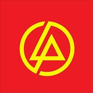 Linkin Park Logo Music Bumper Sticker 4
