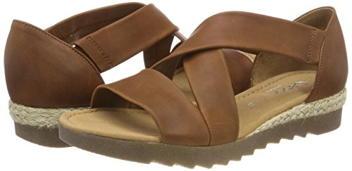 Gabor Shoes Comfort Sport Riemchensandalen, Braun - 7