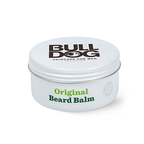 Bulldog Mens Skincare and Grooming, Original Balm Fl. Oz, Beard Care, 2.5 Ounce