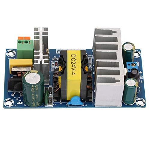 Ruspela WX-DC2412 - Fuente de alimentación conmutada (100 W, AC85 V-245 V, entrada DC24 V, salida 4-6 A)